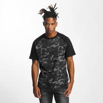 DEF T-Shirt Mountain gris