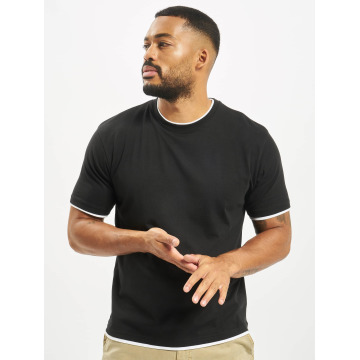 DEF T-shirt Basic nero