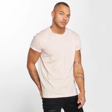 DEF T-shirt Basic rosa chiaro