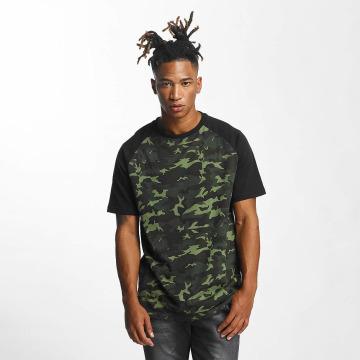 DEF T-shirt Forrest verde