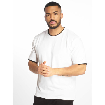 DEF T-shirts Basic hvid