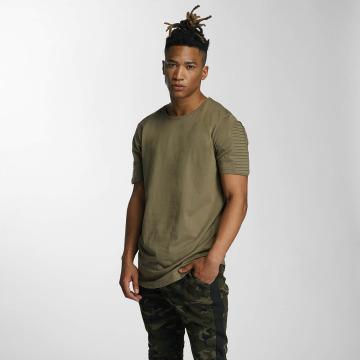 DEF T-skjorter Xanny REC oliven