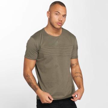 DEF T-skjorter Raffle oliven