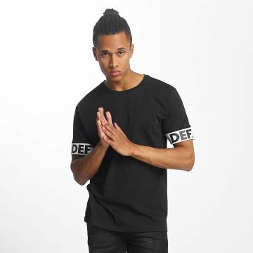 DEF T-skjorter Fred svart