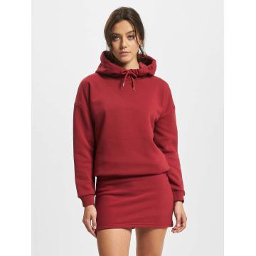 DEF Vestido Cropped rojo