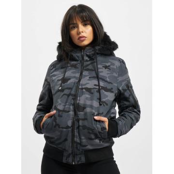 DEF Winter Jacket Bomber grey