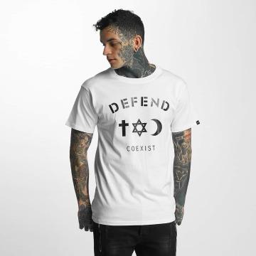 Defend Paris T-Shirt Paris CO white