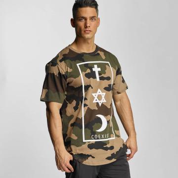 Defend Paris T-shirts Georgia camouflage