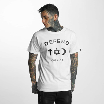 Defend Paris T-shirts Paris CO hvid