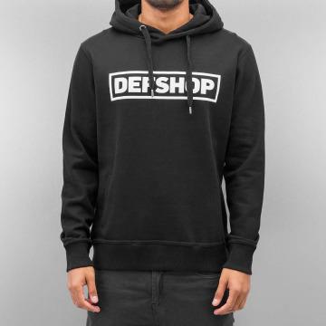 DefShop Толстовка Logo черный