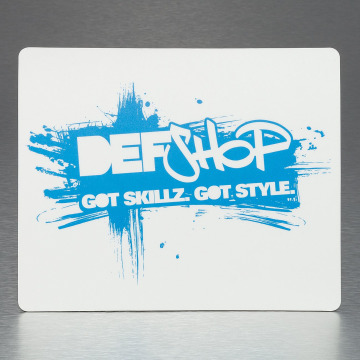 DefShop Autres Mousepad blanc