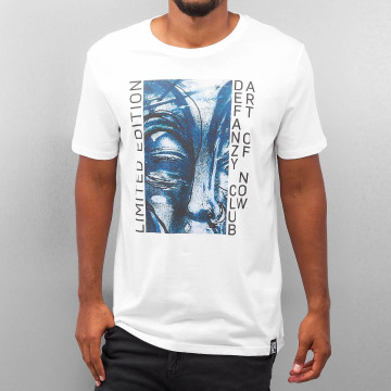 DefShop T-Shirt Art Of Now Sebastian Grap blanc