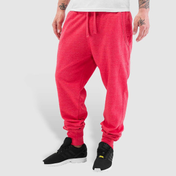 Dehash Pantalón deportivo Blank rojo