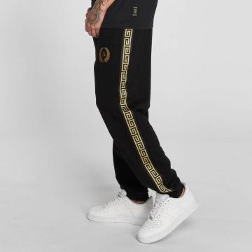 Deus Maximus Pantalone ginnico Aion nero