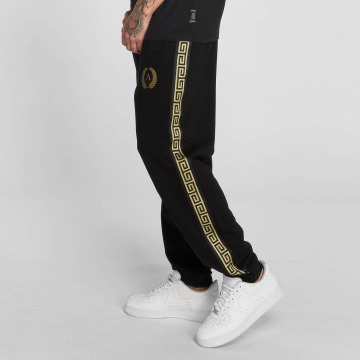 Deus Maximus Sweat Pant Aion black