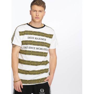 Deus Maximus T-Shirt Louis II blanc