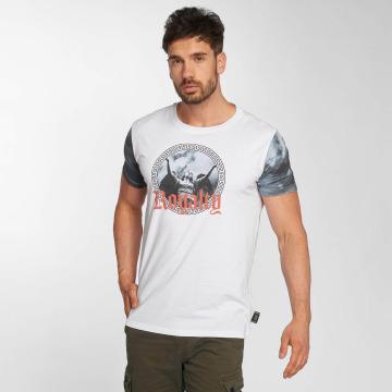 Deus Maximus T-shirts Fides hvid