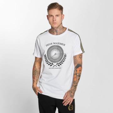 Deus Maximus T-skjorter Odysseus hvit