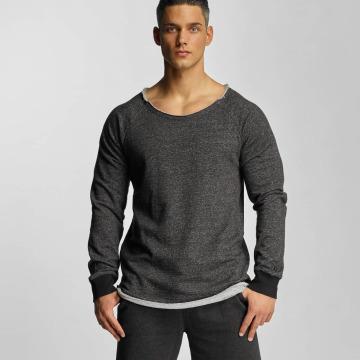 Devilsfruit Пуловер Fabrice черный