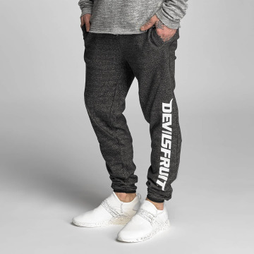 Devilsfruit Sweat Pant Almeria black