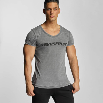 Devilsfruit T-shirt Basic grigio