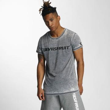 Devilsfruit T-shirt Ransome grigio