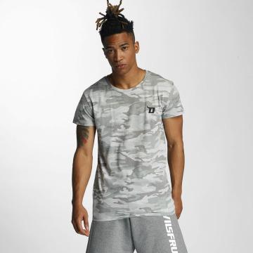 Devilsfruit T-shirt Mobb kamouflage