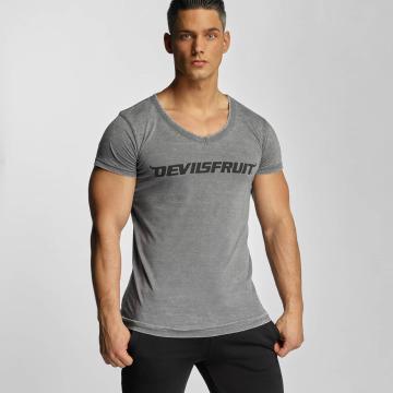 Devilsfruit T-skjorter Basic grå