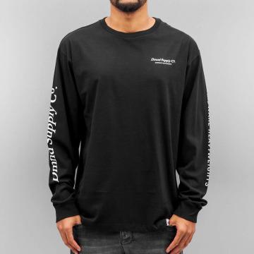 Diamond Camiseta de manga larga DMND negro