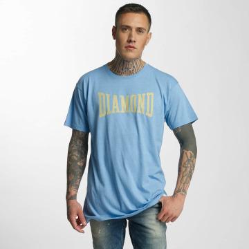 Diamond T-Shirt Crescendo blue