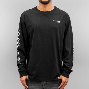 Diamond T-Shirt manches longues DMND noir