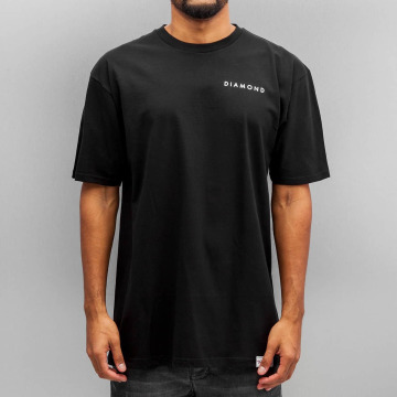 Diamond T-shirt Fundamental svart