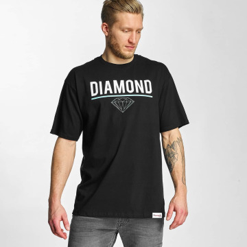 Diamond t-shirt Strike zwart