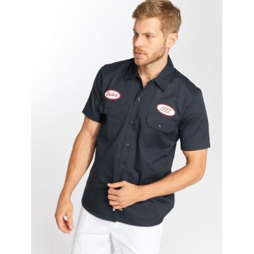 Dickies Camicia Rotonda South blu