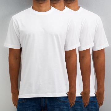 Dickies Camiseta 3er-Pack blanco