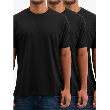 Dickies Camiseta 3er-Pack negro