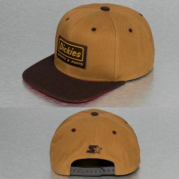 Dickies Casquette Snapback & Strapback Jamestown brun