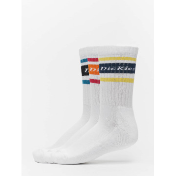 Dickies Chaussettes Madison Heights blanc