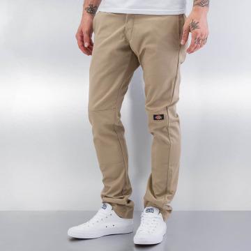 Dickies Chino Skinny Fit Double Knee beige