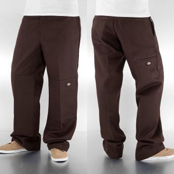 Dickies Chino pants Double Knee Work brown