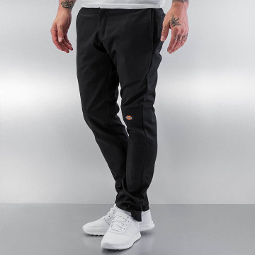 Dickies Chino Skinny Fit Double Knee zwart