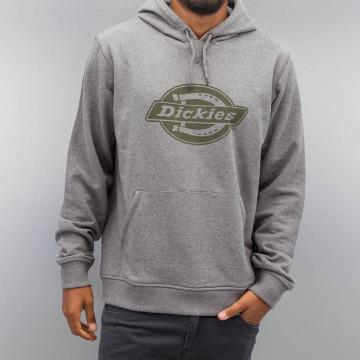 Dickies Felpa con cappuccio Delaware grigio