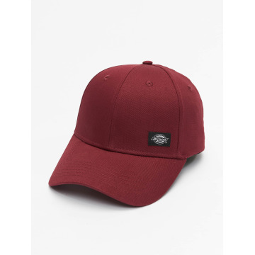 Dickies Flexfitted Cap Morrilton rød