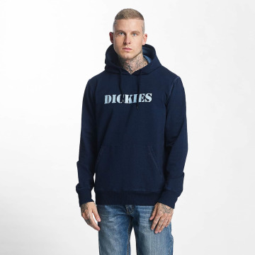 Dickies Hoody Honesdale blau