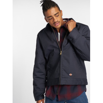 Dickies Lightweight Jacket Lined Eisenhower blue