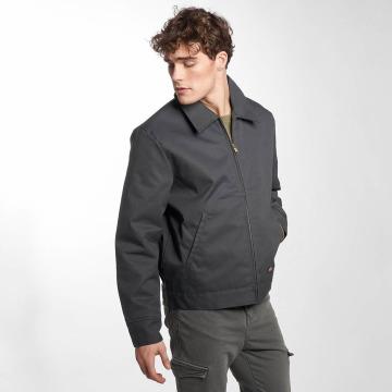 Dickies Lightweight Jacket Lined Eisenhower grey