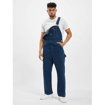 Dickies Loose Fit Jeans Bib Overall blue