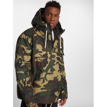 Dickies Overgangsjakker Milford camouflage