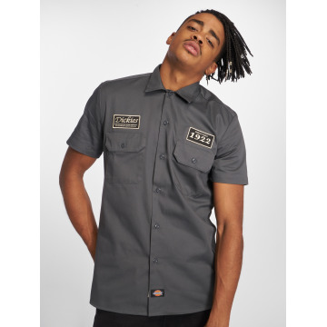 Dickies overhemd North Irwin grijs