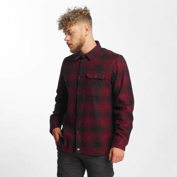 Dickies overhemd Ivyland rood